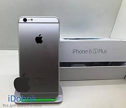 Б/У iPhone 6s Plus 128gb Silver Neverlock 10/10