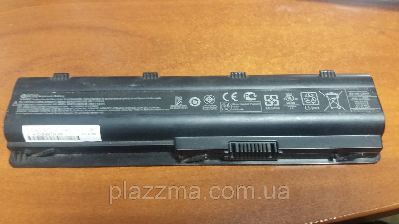 Батарея аккумулятор для ноутбука HP MU06 б\у
