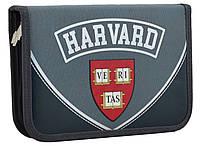 Пенал твердый одинарный с клапаном Harvard, фото 1