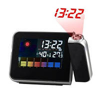 Домашня метеостанція з годинником Color Screen Calendar 8190, 1000563, домашня метеостанція, годинник метеостанція