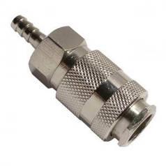 Быстроразъемное соединение Intertool на шланг 6мм (арт. PT-1801)