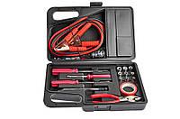 Универсальный аварийный автонабор инструментов в чемодане Emergency Kit