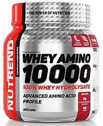 Амінокислоти В Whey Amino 10000 300 tabs