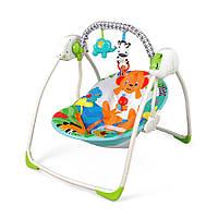 Детское кресло-качалка Fitch Baby Зверюшки, фото 1