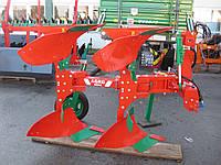 Плуг оборотний 2 корпуси AGRO-MASZ POM2  під 40-60 к.с. Рама 100*100