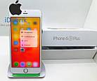 Б/У iPhone 6s Plus 32gb Gold Neverlock 9/10, фото 2