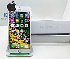 Телефон Apple iPhone 6s Plus 64gb Rose Gold Neverlock 9/10, фото 2