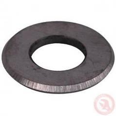 Колесо сменное Intertool для плиткорезов 22х10.5х2 мм (арт. НТ-0369)