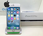 Телефон Apple iPhone 6s Plus 32gb Silver Neverlock 9/10, фото 3