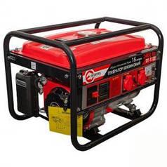 Генератор бензиновый Intertool 2,4 кВт, 4-х тактный, ручной пуск (арт. DT-1122)