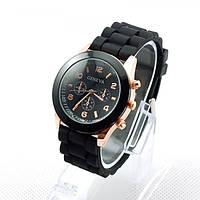 Часы женские Geneva(Женева): Чёрные