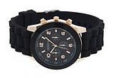 Часы Geneva(Женева): Чёрные , фото 3