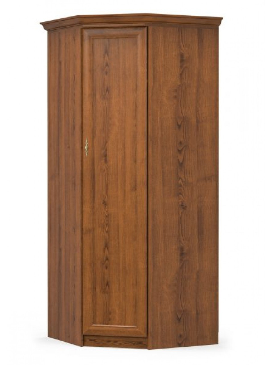 Угловой шкаф Даллас вишня Мебель-сервис
