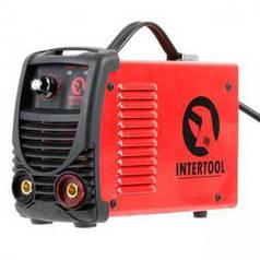 Сварочный инвертор Intertool 230 В, 5,3 кВт, 30-160 А (арт. DT-4116)