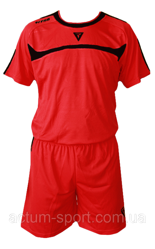 Футбольная форма Arsenal Titar Красно/черный, XXL