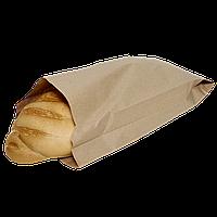 Пакет бумажный 390*270*70 100шт (959) Крафт