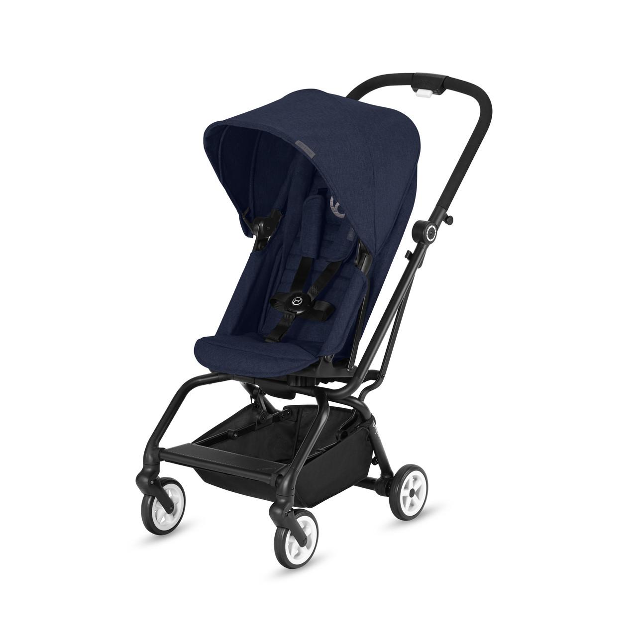Cybex - Прогулочная коляска Eezy S Twist, цвет Denim Blue