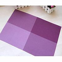 Сервировочные коврики для стола Home Essentials (фиолетовый) 4 шт, фото 1