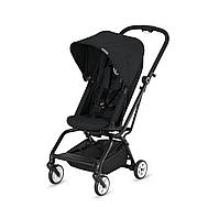 Cybex - Прогулочная коляска Eezy S Twist, цвет Lavastone Black, фото 1