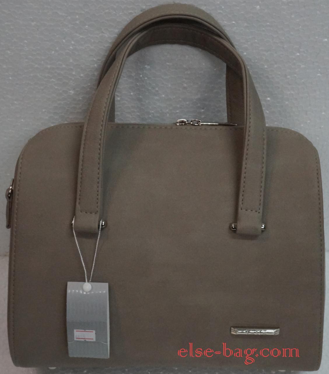 6b707c5b32d0 Каркасная женская сумка- полукруглая -