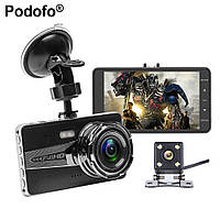 "А9 HDR Full HD 4.0"" (2 камеры) видеорегистратор"