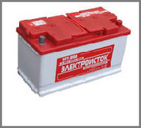 Автомобильный аккумулятор Электроисток 6СТ-100