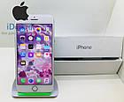 Телефон Apple iPhone 7 Plus 256gb Silver  Neverlock 9/10, фото 3