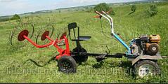 Статья про грабли ворошилки для тракторов