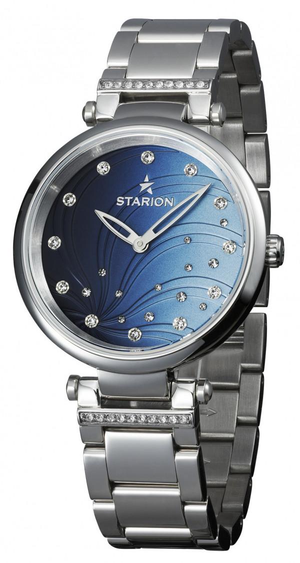 Годинник STARION J036C.03 S/Blue Браслет