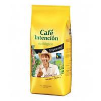 Кофе J.J.Darboven CAFE INTENCION Ecologico Espresso в зернах 1 кг