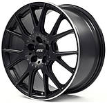 "Диски ATS (АТС) модель CROSSLIGHT цвет Racing-black lip polished параметры 9.0J x 19"" 5 x 112 ET 30, фото 2"