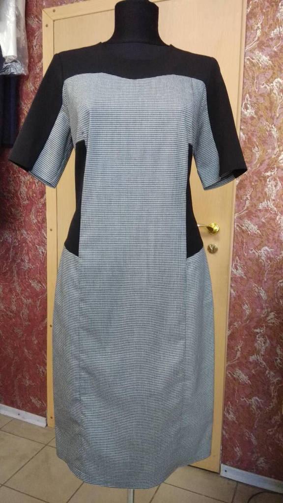 Платье - Модель 842э  (48р) (ф)