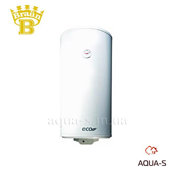 Водонагреватель электрический Bandini Braun ECO 100 R  с двойной изоляцией 2кВт. 100 л. 960x460 мм. (Италия)