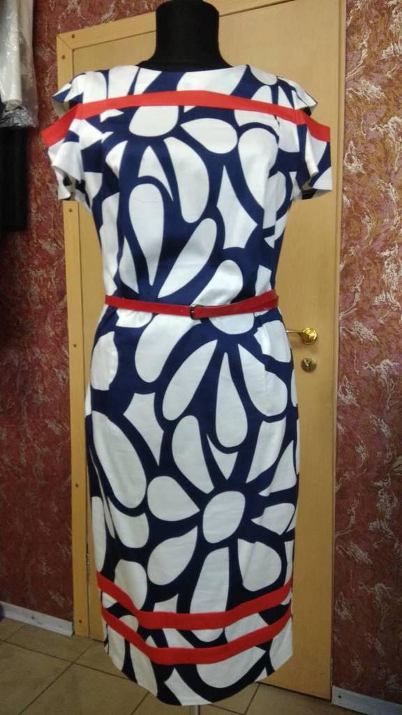 Платье - Модель 952э  (48р) (ф)