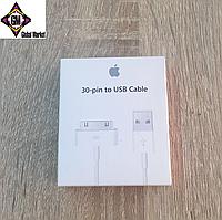 USB кабель для iPhone 4G/4S  копия + Orig упаковка