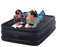 Двуспальная надувная кровать интекс.