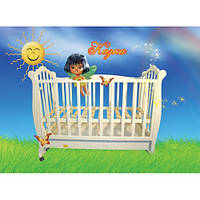 Многофункциональная детская кроватка-диван