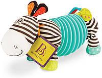 Развивающая игрушка Battat Зебра - Тянубра (BX1534GTZ), фото 1