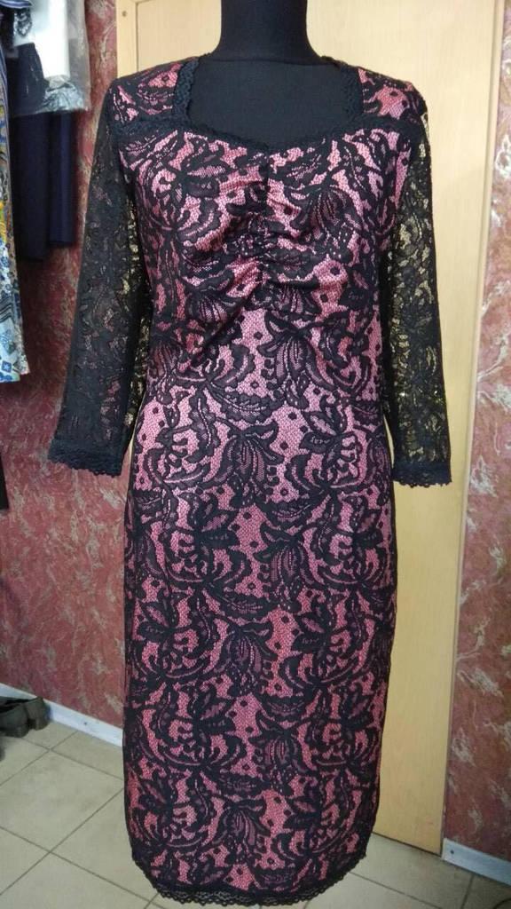 Платье - Модель 186э (48р) (ф)