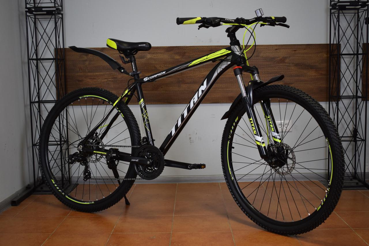 Горный велосипед 29″ Titan Scorpion NEW 2018!