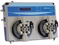 Измерительно–дозирующая станция Seko Kontrol Invikta Double PH–RX с мембранными насосами 5л/час