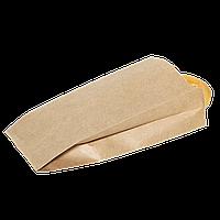 Пакет бумажный 310*170*60 100шт Крафт(1501)