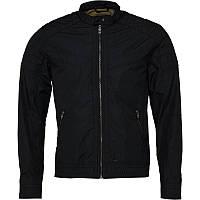 Мужская куртка ветровка Jack and Jones Liam черная оригинал