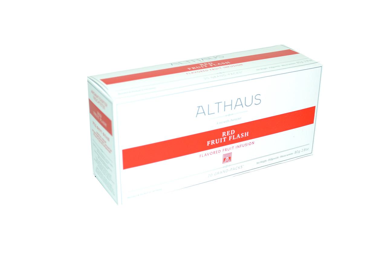 Чай Althaus Grand Packs Red Fruit Flash 20x4g(10)