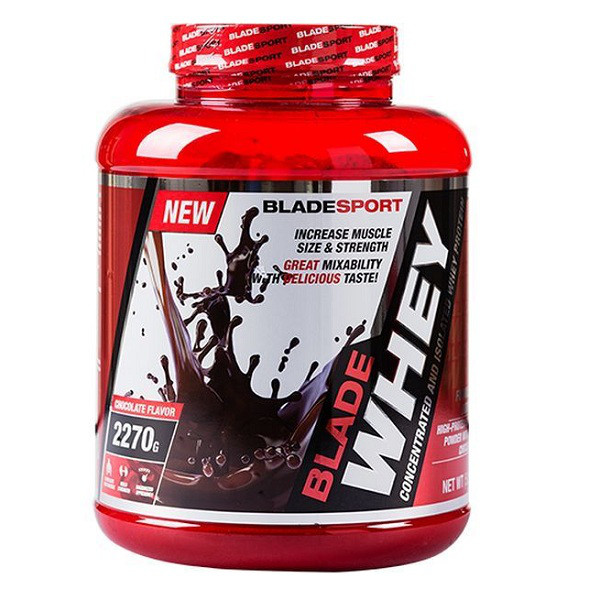 Протеин Blade Sport Whey Protein 80% (2270 грамм.)