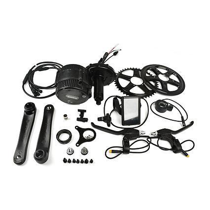 Электромотор Bafang BBS02 48V 750W дисплей DPC-18 электрический комплект для велосипедов