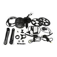 Электромотор Bafang BBS02 48V 750W дисплей DPC-18 электрический комплект для велосипедов, фото 1