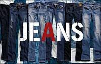 Мужские джинсы Levis.