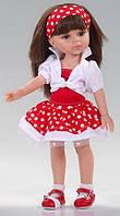 Кукла Кэрол в красном 32 см Paola Reina 04557, фото 1