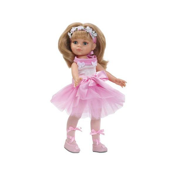 Кукла Карла балерина 320 cм Paola Reina 04601